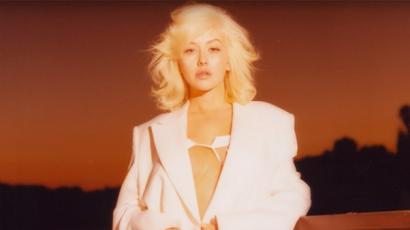 Újabb dalt adott ki Christina Aguilera