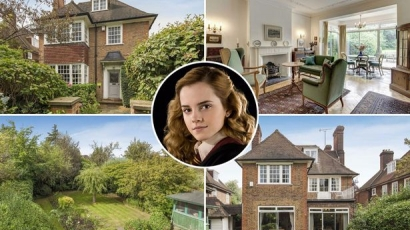 Újabb Harry Potter-beli ház került piacra