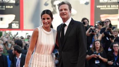 Újabb házasság dőlt romba: Colin Firth válik