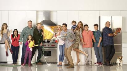 Újabb két évadra berendelték a Modern családot