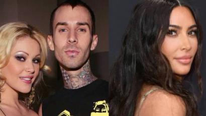 Újabb pletykák merültek fel Travis Barker és Kim Kardashian állítólagos viszonyáról