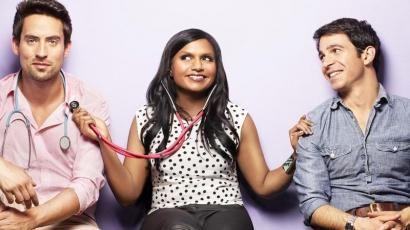 Újabb sitcom kerül képernyőre, The Mindy Project címmel