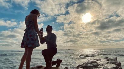 Újévi lánykérés: Wilmer Valderrama barátnőjéből menyasszony lett