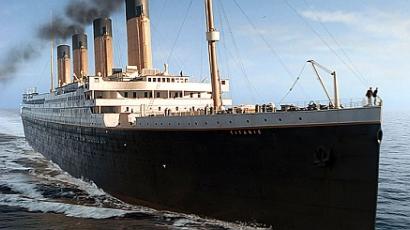 Újjáépítik a Titanicot
