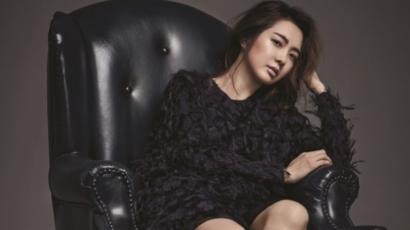 Újra anyuka lett a dél-koreai színésznő
