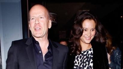 Újra apa lett Bruce Willis