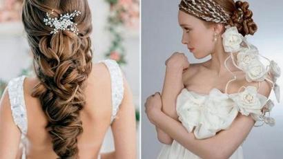 Újra divat a természetesség – frizuratippek esküvőre