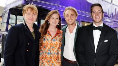 Újra egyesültek a Harry Potter sztárjai