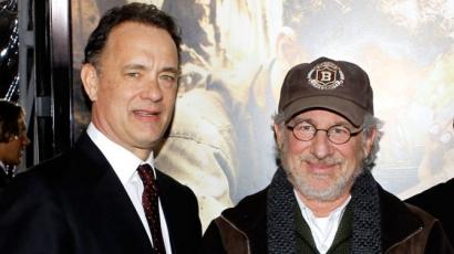Újra együtt dolgozik Tom Hanks és Steven Spielberg