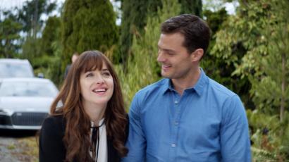 Újra együtt Mr. és Mrs. Grey
