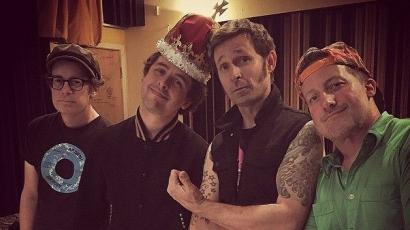 Felkészült a visszatérésére a Green Day