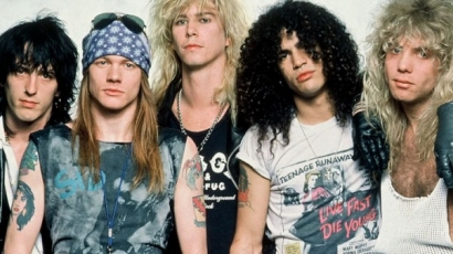 Újra összeáll az eredeti Guns N Roses?