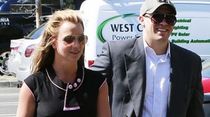 Újra szerelmes Britney Spears