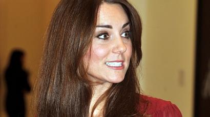Újrafestették Kate Middleton portréját