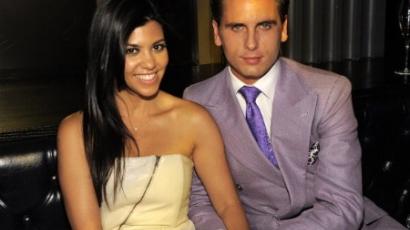 Kourtney Kardashian párja szégyent hoz a családra
