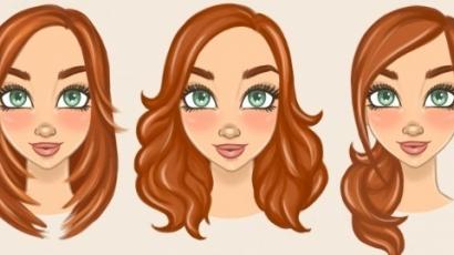 Útmutató: Így válassz frizurát az arcformád szerint