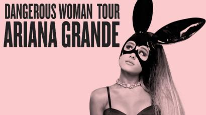 Elkezdődött Ariana Grande turnéja – fotók!