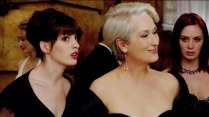 Utolsóból első: Anne Hathaway kilencedik volt a listán, de megkapta Az ördög Pradát visel főszerepét