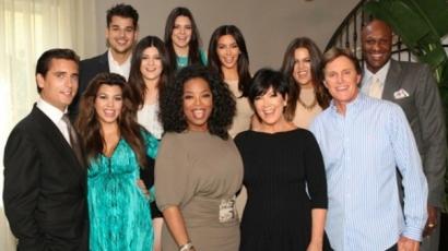 Úton van a legújabb Kardashian-baba