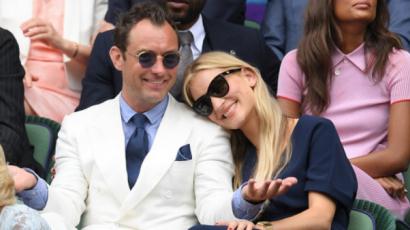 Úton van Jude Law hatodik gyermeke