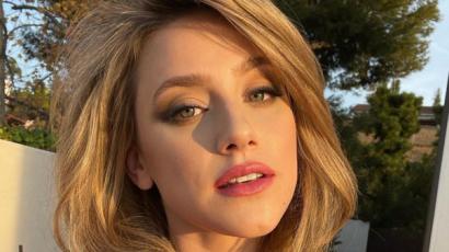 Valaki kiadta magát Lili Reinhartnak, még interjút is adott a színésznő nevében