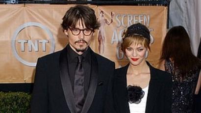 Válik Johnny Depp és Vanessa Paradis