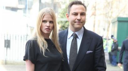 Válik Lara Stone és David Walliams?