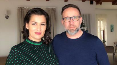 Válik Szabó Péter és felesége