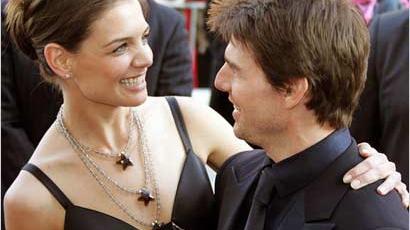 Válik Tom Cruise és Katie Holmes!