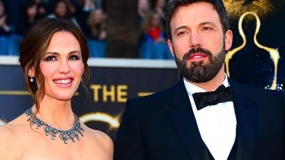 Válófélben van Jennifer Garner és Ben Affleck