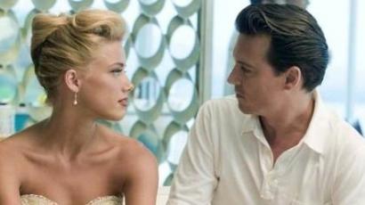 Vanessa Paradis nekiment Amber Heardnek