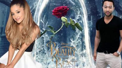 Varázslatos videoklip készült Ariana Grande és John Legend Beauty and the Beastjéhez