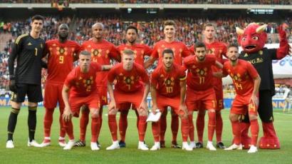 #VB2018: Történelmi bronzérmet szerzett Belgium
