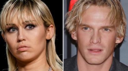 Vége: Miley Cyrus és Cody Simpson szakított