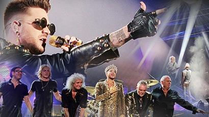 Véget ért a Queen + Adam Lambert-turné