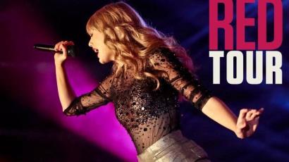 Véget ért Taylor Swift turnéja