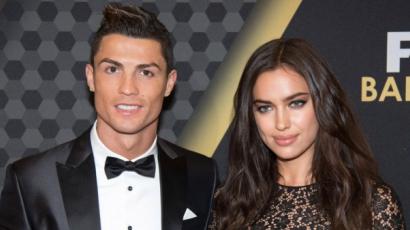 Véget ért Cristiano Ronaldo és Irina Shayk kapcsolata