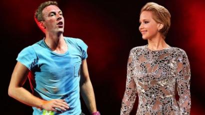 Szakított Jennifer Lawrence és Chris Martin
