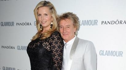 Véget ért Rod Stewart és Penny Lancaster házassága