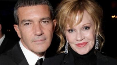 Véglegesítették Antonio Banderas és Melanie Griffith válását