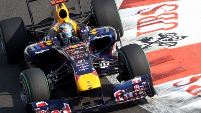 Vettel indul elsőnek Abu-Dzabiban