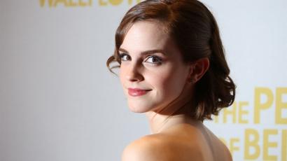 Viaszbábu készül Emma Watsonról