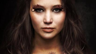 Viaszszobrot kapott Katniss Everdeen