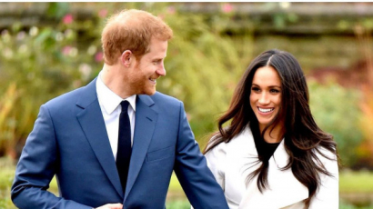 Vicces dolog történt Harry herceggel fenyőfavásárlás közben