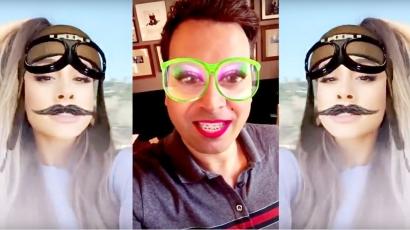 Vicces videót állított össze Ariana Grande és Jimmy Fallon