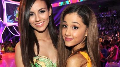 Victoria Justice terrorizálta Ariana Grandét?