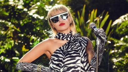 #VIDEÓ: Hűha! Rockosította a Britney Spears slágerét Miley Cyrus