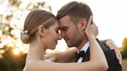 Videó: ilyen volt Puskás Peti és Dallos Bogi esküvője