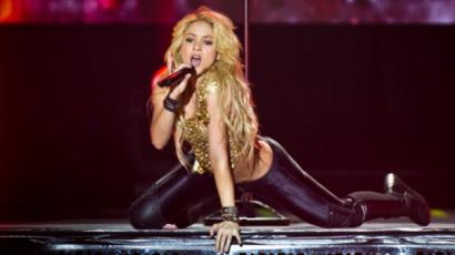 Világkörüli turnéra indul Shakira