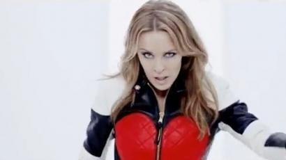 Kylie Minogue visszatért
